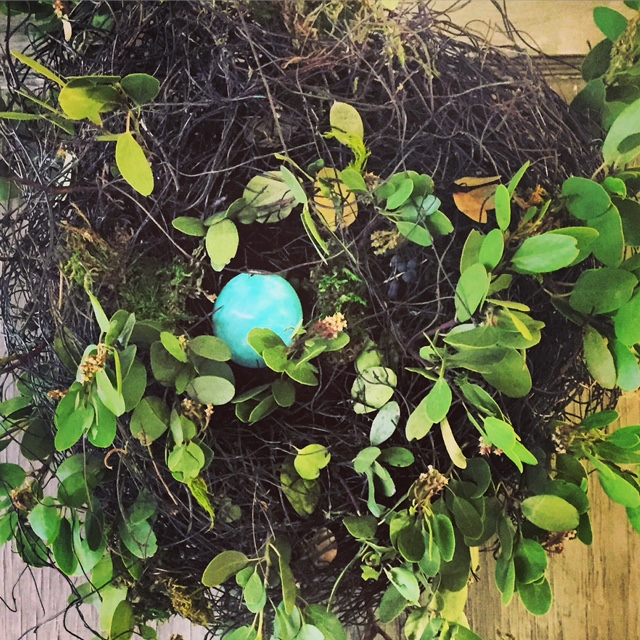 Bird Nest Wreath Photo 11